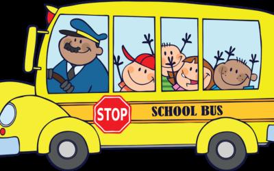 Harmonogram kursowania autobusów szkolnych